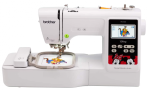 Brother Machine PE550D - For Disney Lovers