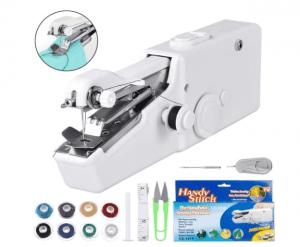 Mini Sewing Machine, Cordless Portable
