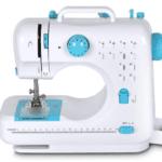 Mini Sewing Machine, Portable Multi-Purpose Crafting Mending