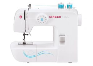 SINGER, 57 Applications-Perfect Made Easy | Start 1304 6 Built-in Stitches, Free Arm Best Sewing Machine for Beginners