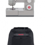 Singer Sewing 23 Built-in Stitches with Machine Tote