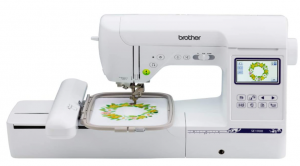 Brother Machine SE1900 - Best Embroidery + Sewing Machine Combo